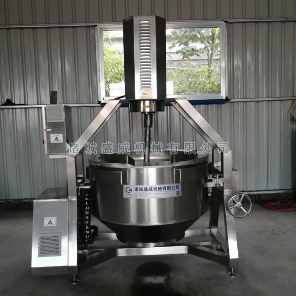大型炒菜机