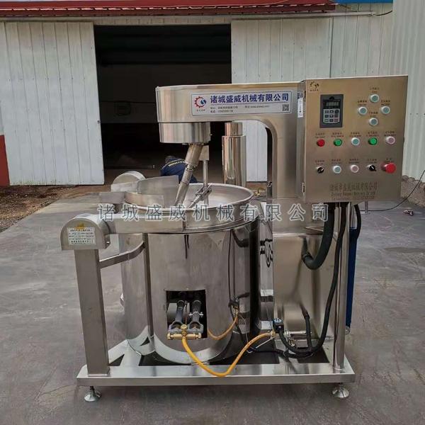 上海自动炒菜机