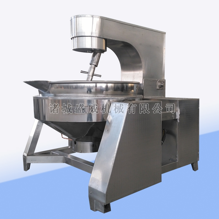 工厂食堂自动炒菜机
