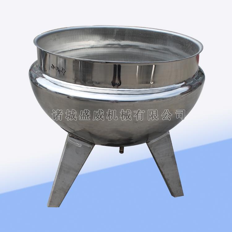 立式燃气蒸煮锅